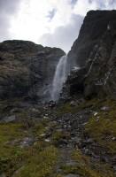 Второй Софруджинский водопад