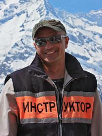 Веремеенко Владимир Петрович, инструктор по сноуборду