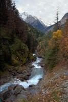 Река Гоначхир - «узкое место»