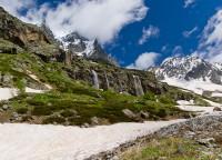 Водопад «Девичьи косы», он же Птышский водопад