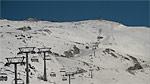 Домбай: снега на склоне всё еще мало, катаемся осторожно и ищем альтернативы... - фото 1 - увеличить