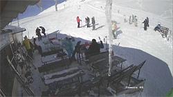 Веб камера - верхний «лягушатник» - 1 (высота 2550)