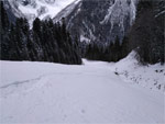 Домбай, конец марта 2017-го: подсыпало снегу, катание неплохое! - фото 2 - увеличить