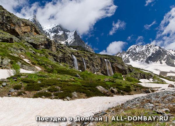 Поездка в Домбай
