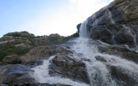 Водопад Алибек