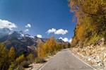 Клухорское озеро осенью - фото 2
