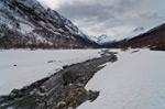 Домбай в конце апреля 2019-го: пешие прогулки на снегоступах - Алибек, Домбай-Ульген, Бадукские озера - фото 3 - увеличить